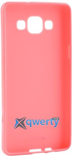 MELKCO Samsung A5 Poly Jacket TPU (Розовый)