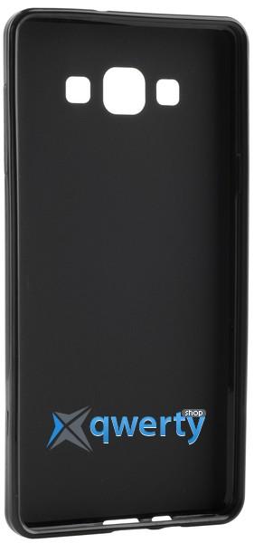 MELKCO Samsung A7 Poly Jacket TPU (Черный)