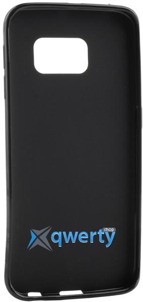 MELKCO Samsung G925 Poly Jacket TPU (Черный)