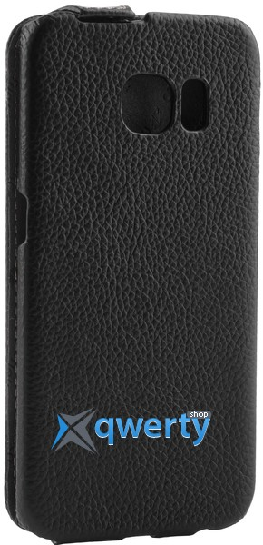 MELKCO Samsung G925/S6 EDGE Jacka Type (Черный)