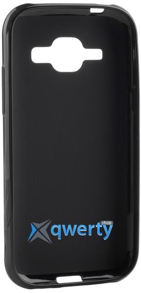 MELKCO Samsung J1 Poly Jacket TPU (Черный)