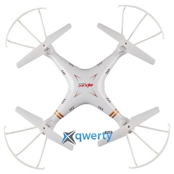 MJX X705C 31см FPV 2.4ГГц 4CH бортовая камера белый RTF