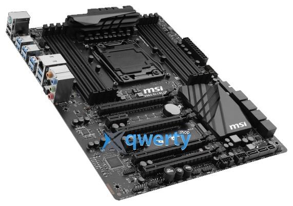 MSI X99A SLI Plus (s2011-3, Intel X99, PCI-Ex16)
