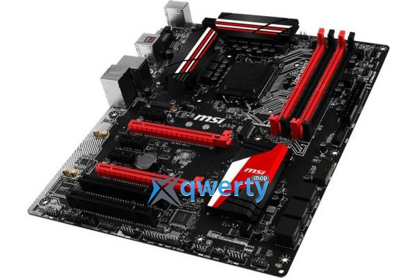 MSI Z170A Tomahawk (s1151, Intel Z170, PCI-Ex16)