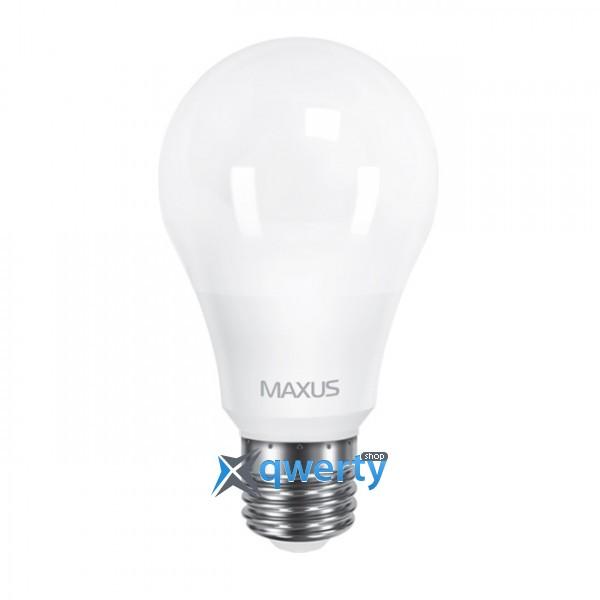 Maxus А60 10W мягкий свет 220V E27, 2шт. (2-LED-561-P)