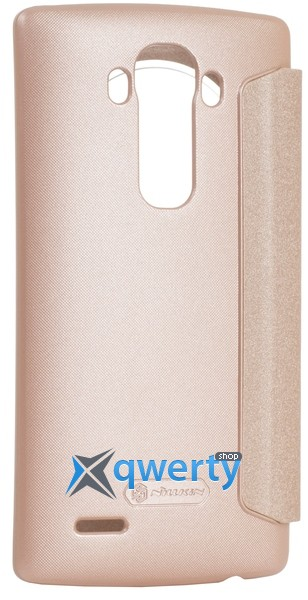 NILLKIN LG G4 - Spark series (золотистый)
