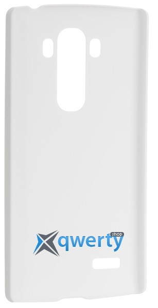 NILLKIN LG G4 S/H734 - Super Frosted Shield (Белый)