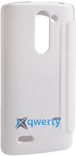 NILLKIN LG L80+/D335/Bello - Spark series (Белый)