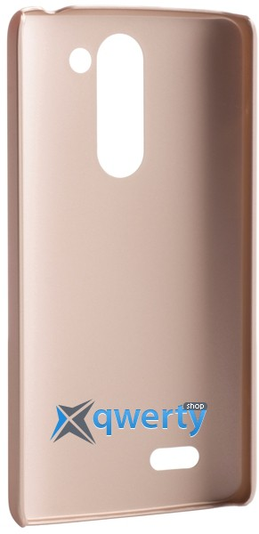 NILLKIN LG L80+/D335/Bello - Super Frosted Shield (золотистый)