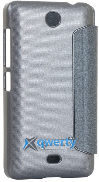 NILLKIN Microsoft Lumia 430 - Spark series (Черный)