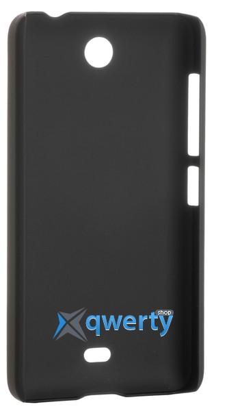 NILLKIN Microsoft Lumia 430 - Super Frosted Shield (Черный)