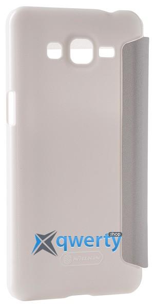 NILLKIN Samsung G530/Grand Prime - Spark series (белый)