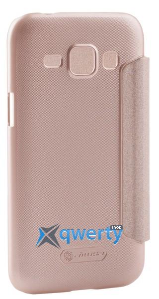NILLKIN Samsung J1/J100 - Spark series (золотистый)
