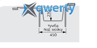 Plados CORAX 86.10 NS S01 (CX0861/S01) черный камень