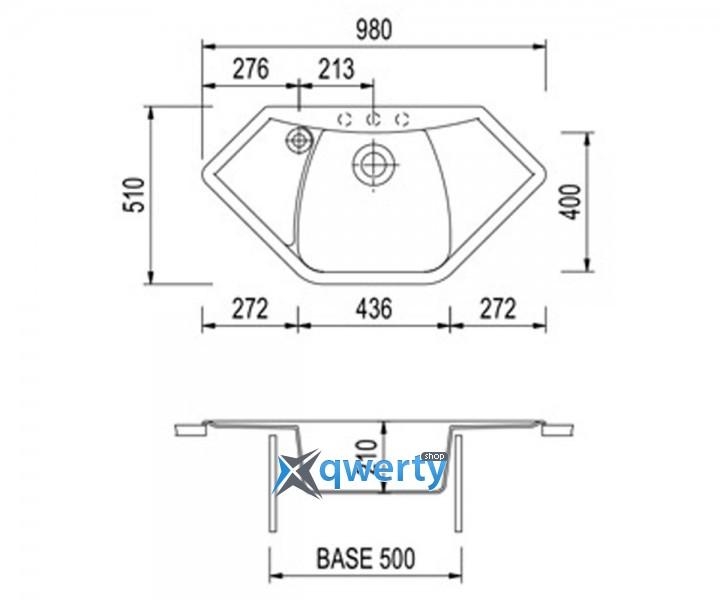Plados CORAX 98.10 UG 56 (CX0981/56) жасмин