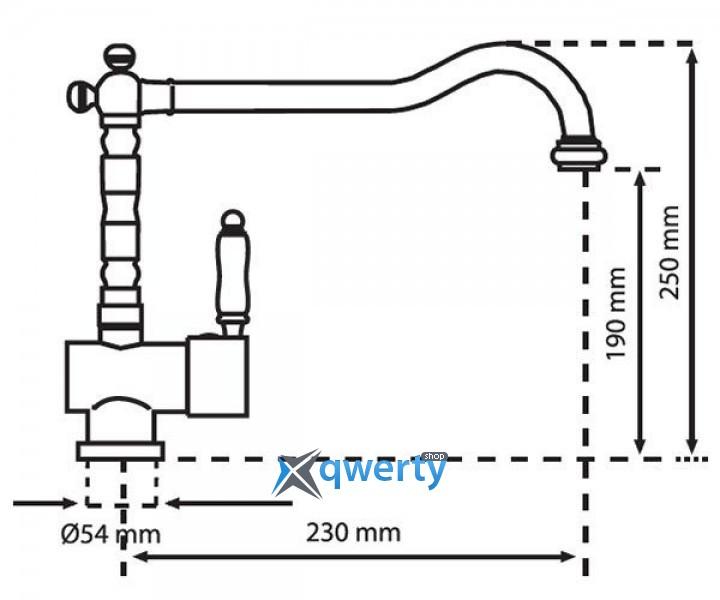Plados MIXOLD/60 UМ (MIXOLD/60) медь
