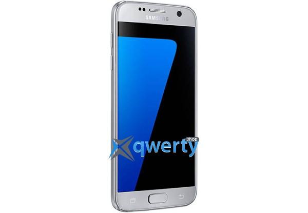 Samsung G930 Galaxy S7 Duos 32Gb (Silver Titanium)