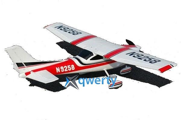 Sonic Modell Cessna182 500 Class V1 для начинающих электро бесколлекторный 1410мм RTF