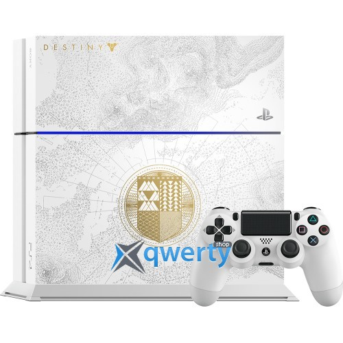 Sony PlayStation 4 500GB Destiny: The Taken King Limited Edition Bundle - Glacier White