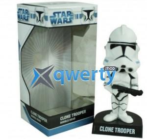 Star Wars  Clone Trooper Bobble Head Figure
