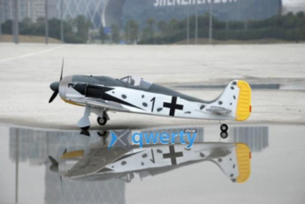 TOP RC FW190B warbird копия электро бесколлекторный 1200мм PNP