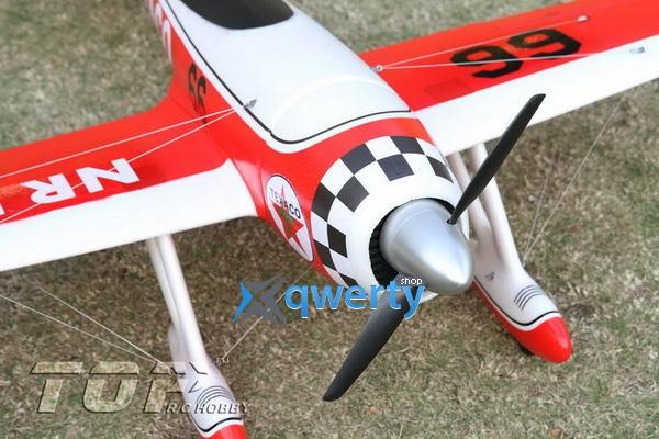 TOP RC GeeBee R3R пилотажный копия электро бесколлекторный 1200мм 2.4ГГц RTF