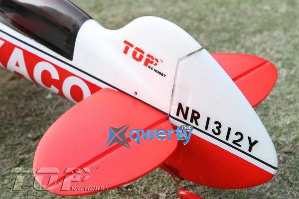 TOP RC GeeBee R3R пилотажный копия электро бесколлекторный 1200мм PNP