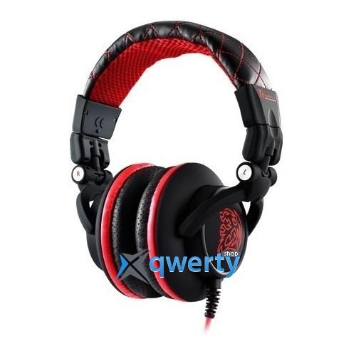Thermaltake Esports Dracco Black/Red (HT-DRA007OERE)