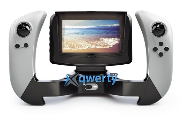 UDIRC U842-1 2,4 GHz LarkFPV 370мм бортовая камера 4.3 Inch LCD RC 4CH белый