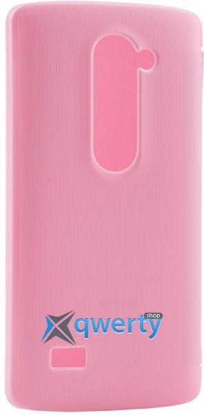 VOIA LG Leon - Flip Case (розовый)