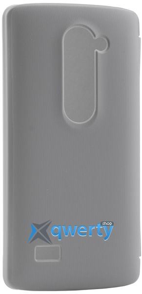 VOIA LG Leon - Flip Case (серебристый)