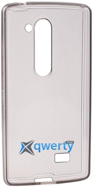 VOIA LG Optimus Leon - TPU (черный)
