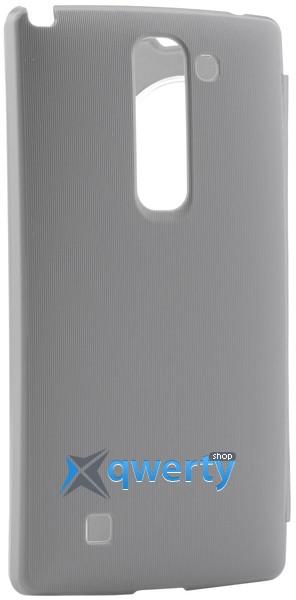 VOIA LG Optimus Magna - Flip Case (серебристый)