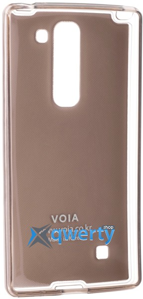 VOIA LG Optimus Magna - Jell Skin (золотистый)