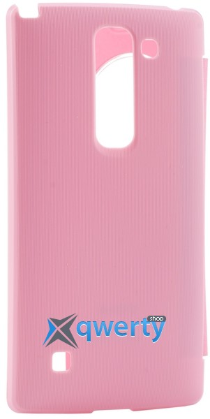 VOIA LG Optimus Spirit - Flip Case (Розовый)