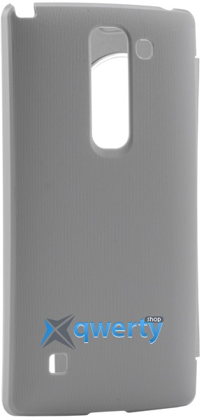 VOIA LG Optimus Spirit - Flip Case (серебристый)