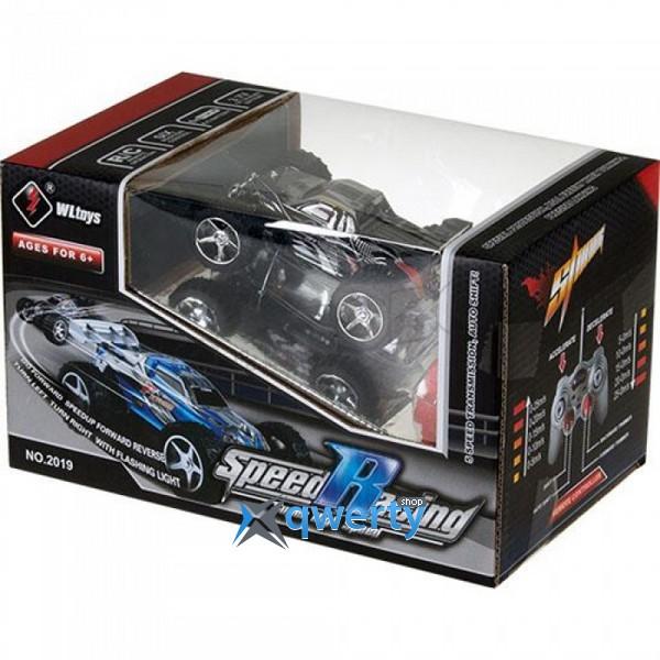 WL-Toys Speed Racing 1:32 трагги скоростная 27MHz/40MHz красный RTR