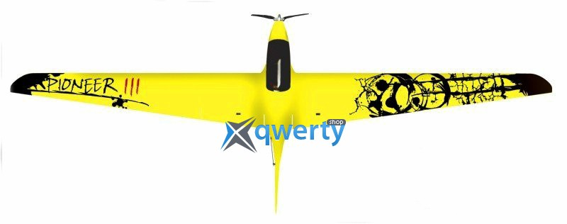 X-UAV Pioneer спортивный электро бесколлекторный 2450мм 4CH белый PNF