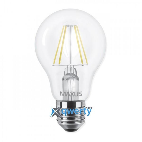 А60, 8W, мягкий свет, E27 (1-LED-565)