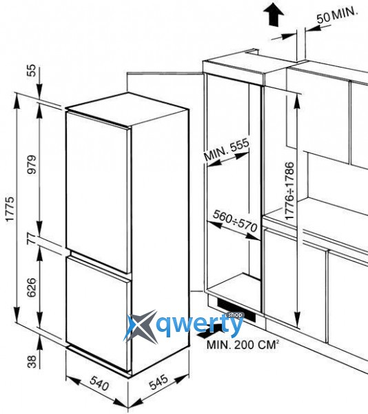AEG ELECTROLUX AGN 71800 F 0
