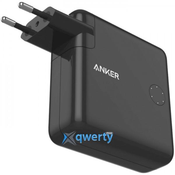 ANKER PowerCore Fusion 5000 Black 5000mAh (A1622311)