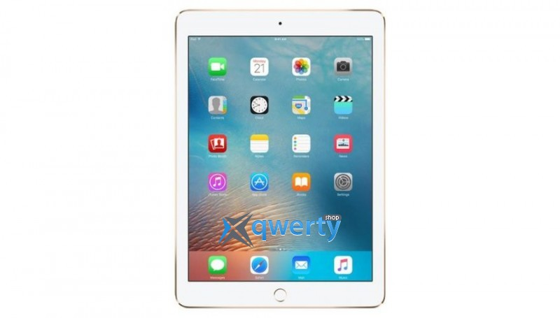 Apple iPad 9.7 (2017) LTE 32Gb Gold