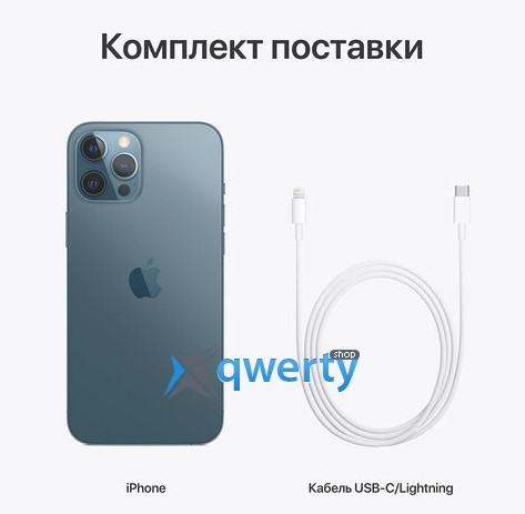 Apple iPhone 12 Pro Max 512GB Pacific Blue (Duos)