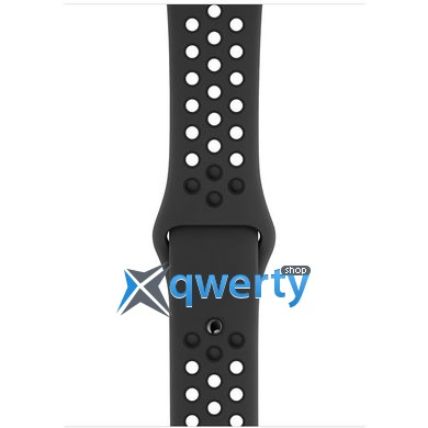 Apple Watch Nike+ Series 4 GPS (MU6L2) 44mm Space Gray Aluminum Case with Black Nike Sport