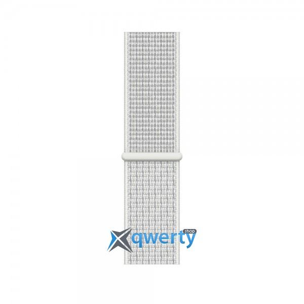 3795cb0ddaed Apple Watch Nike+ Series 4 GPS (MU7G2) 40mm Space Gray Aluminum Case with  Black