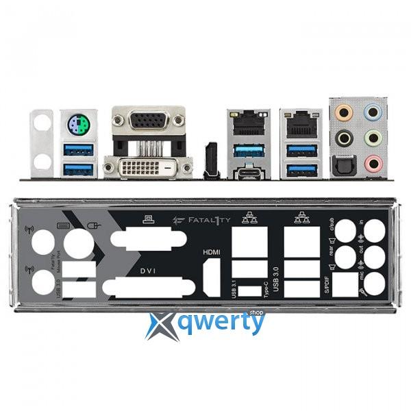 ASROCK FATAL1TY Z370 GAMING K6 (s1151, INTEL Z370 PCI-Ex16)