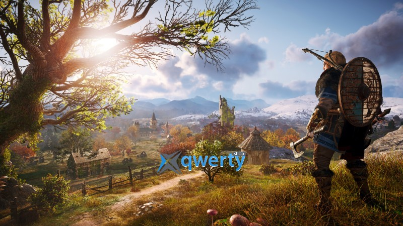 Assassins Creed Valhalla PS4 (русская версия