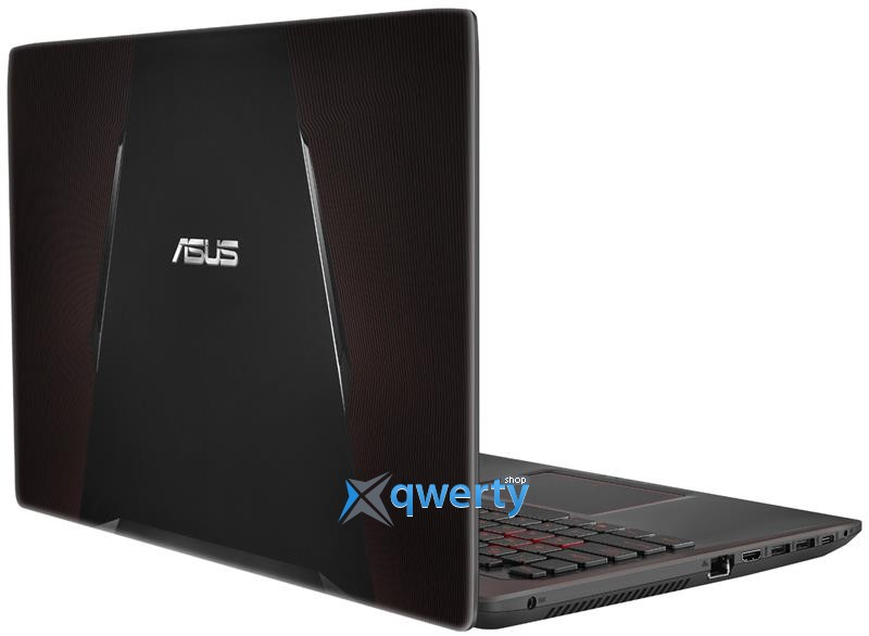ASUS FX553VE-DM485 (90NB0DX7-M07210) Black