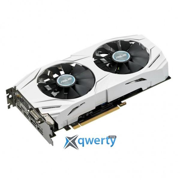 Asus PCI-Ex GeForce GTX 1070 Dual 8GB GDDR5 (256bit) (1582/8008) (DVI, 2 x HDMI, 2 x DisplayPort) (DUAL-GTX1070-O8G)