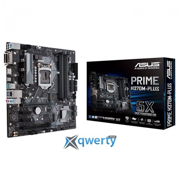 Asus Prime H370M-Plus (s1151, Intel H370)